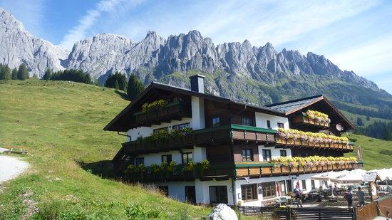 Muhlbach am Hochkonig, Austria: Kopphütte