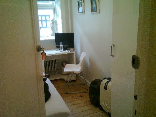Rent a Room Copenhagen: the single room