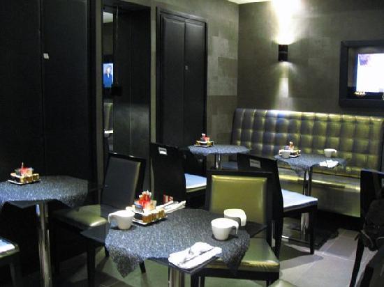 Hotel L'Adresse Paris : comedor