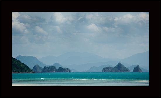 Ang Thong, Tajlandia: Antong National Marine Park