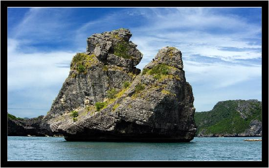 Ang Thong, Thailand: Antong National Marine Park
