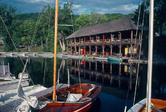 Silver Bay YMCA - Conference and Family Retreat Center: The Boathouse at Silver Bay YMCA