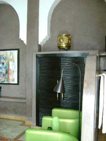 Riad Akka: our room
