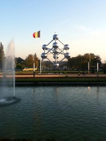 Brussels, Belgium: Atomium