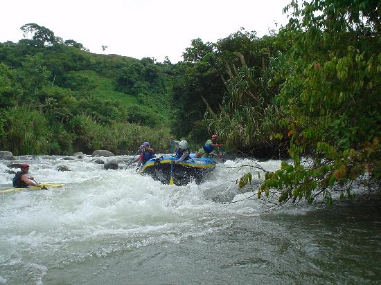Casa Romero : chiriqui river rafting