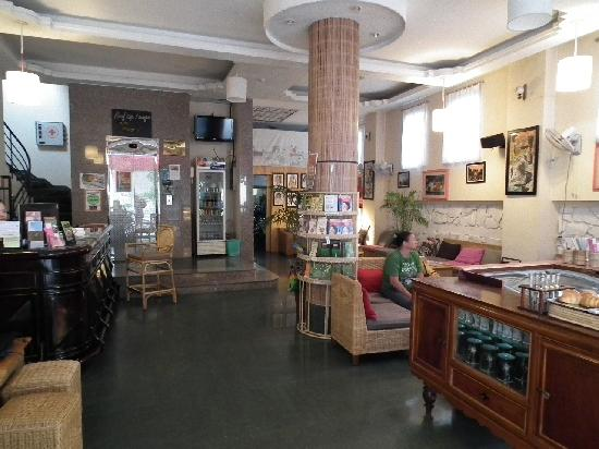 La Parisienne Ice Cream & Coffee : Innen
