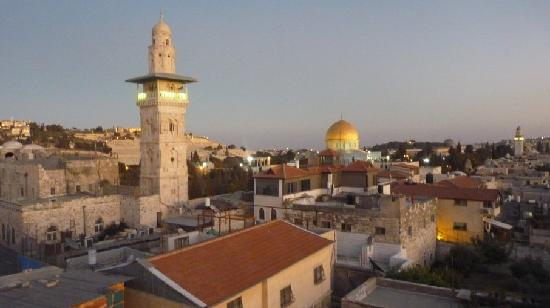 Ecce Homo Convent: Amazing view from roof of ecce homo