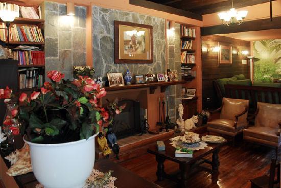 Sissi Haz Hotel Boutique: Sala de estar