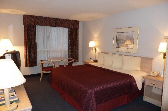 Quality Inn - Ocean Shores: King-Size-Room