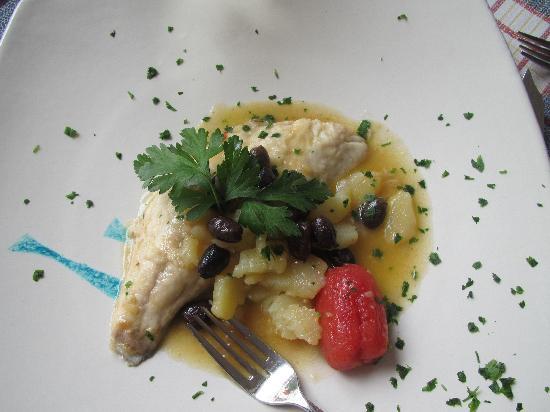 Minori, Italië: delicious