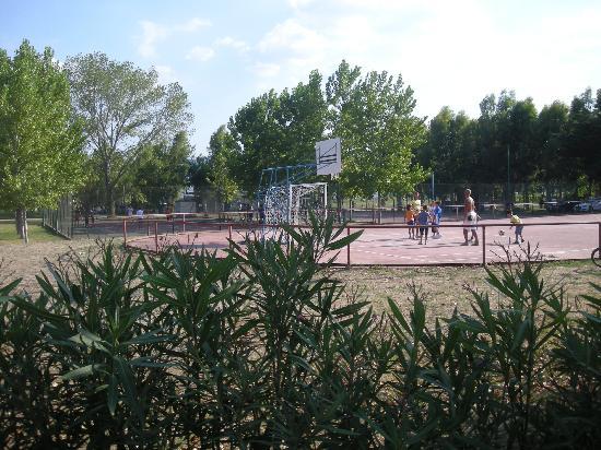 Cagnano Varano, Italy: Campo Multisport