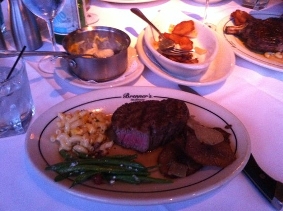 Photo of Steakhouse Brenner's on the Bayou at 1 Birdsall St, Houston, TX 77007, United States