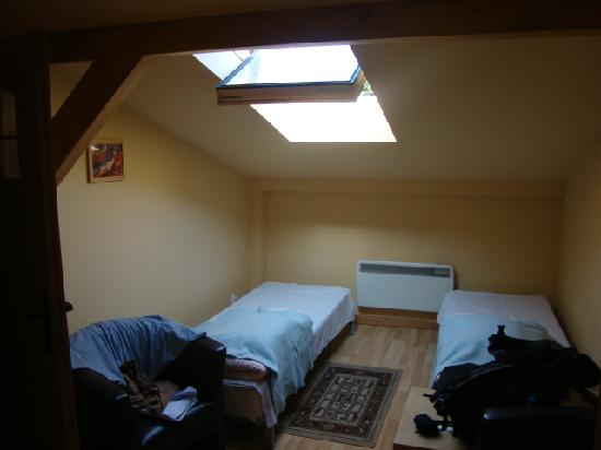 hostel centrum room