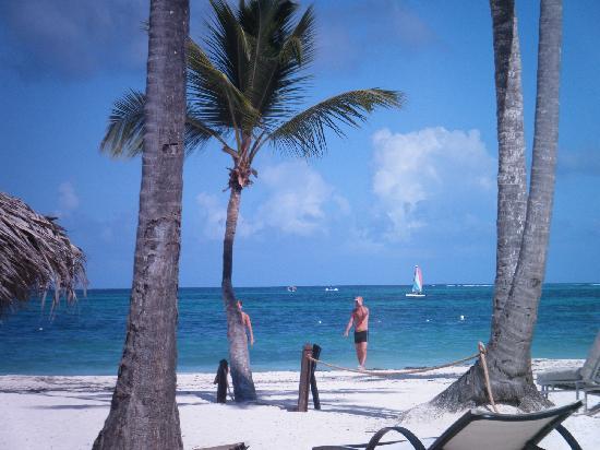 Paradisus Palma Real Golf & Spa Resort : Beach view