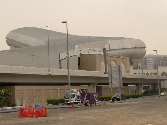 Cassells Al Barsha Hotel Dubai : The Mall  of the Emirates with ski trail