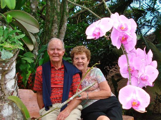Villas de Trancoso Hotel: Long Time Lovers