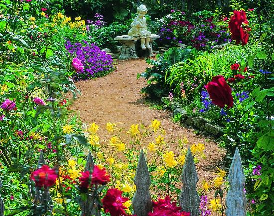 Brenham, Τέξας: Antique Rose Emporium