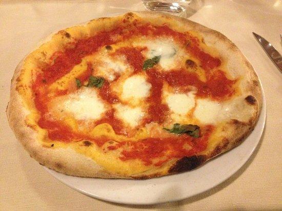 Compagnia delle Cozze : Voto pizza 8,5