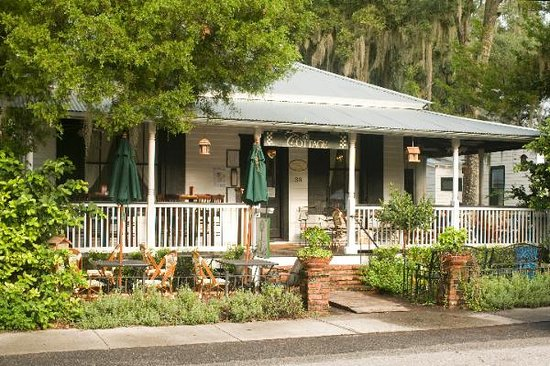 Calhoun S Restaurant Bluffton Sc Menu