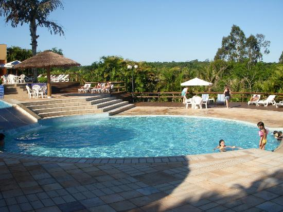 Mabu Thermas Grand Resort: pool area