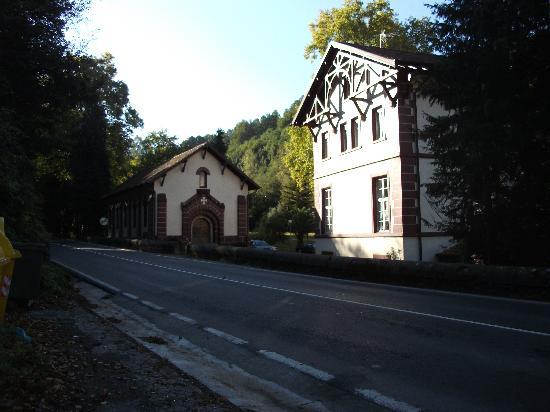Casa Vicente Pallotti : diferentes espacios del balneario