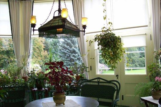 Spadina Museum: Conservatory