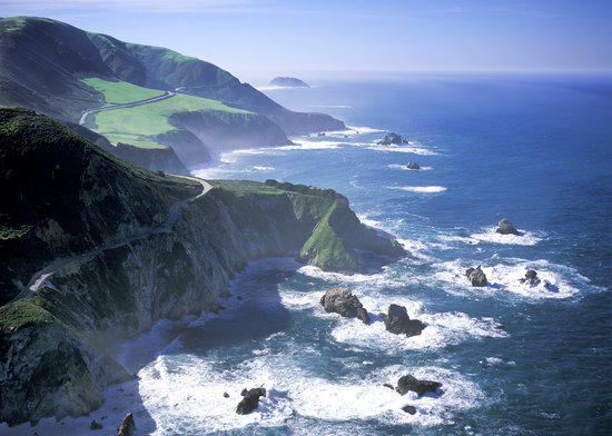 Watsonville, Καλιφόρνια: Big Sur Helicopter Tour