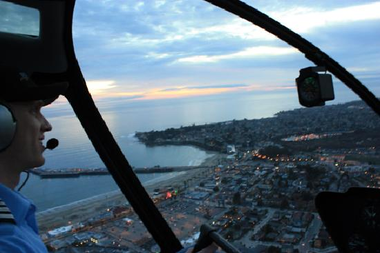 Specialized Helicopters: Santa Cruz Helicopter Tour