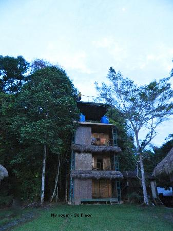 Cuyabeno Lodge: Observation Tower