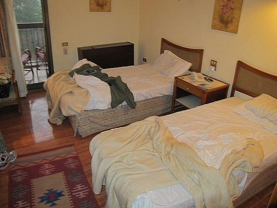 Siva Nefertiti Hotel Our Messy Room