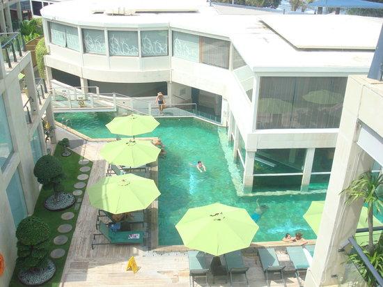 FuramaXclusive Ocean Beach: hotel property