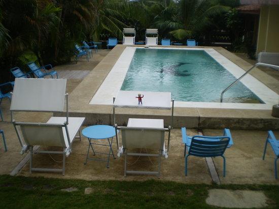 Hotel Casa de Campo Pedasi: Pool area