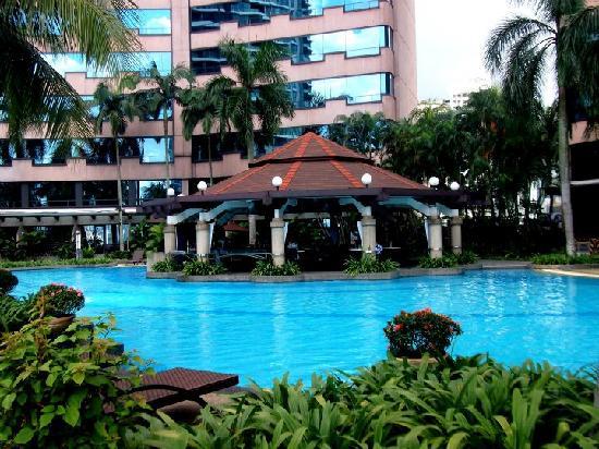 Renaissance Kuala Lumpur Hotel Swimming Pool