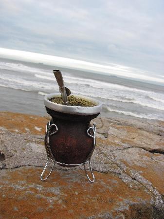 Mar del Plata, Argentinien: Mate