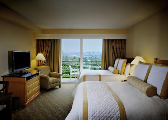 Grand Pacific Palisades Resort and Hotel: Deluxe Accomodations