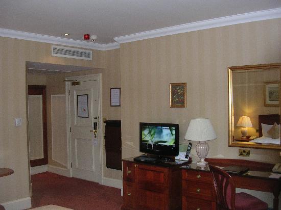 Chamberlain Hotel: spacious
