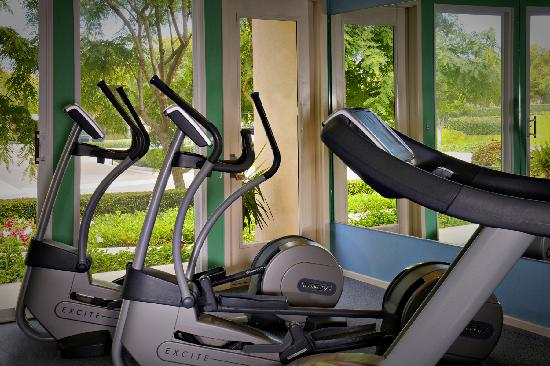 Grand Pacific Palisades Resort and Hotel: Fitness Center