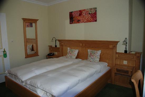 Hotel Bellevue: View of room