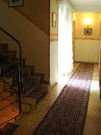 Leonardo Hotel: hallway