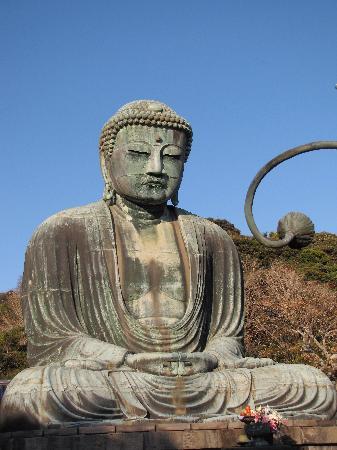 Kotoku-in (Great Buddha of Kamakura): Daibutsu