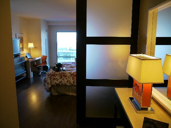 Hotel Indigo San Diego Gaslamp Quarter: Room view