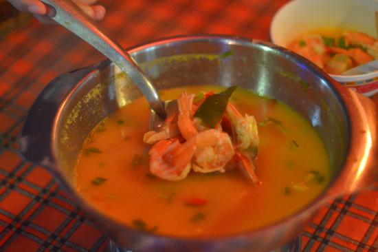 C & N Resort & Spa: Best Tom Yam in Patong Restaurant