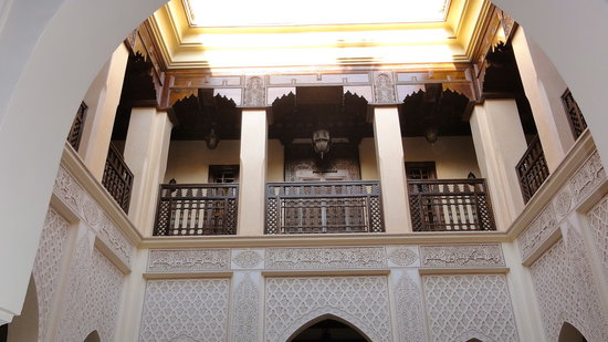Riad Kniza: If you look up you see the sky