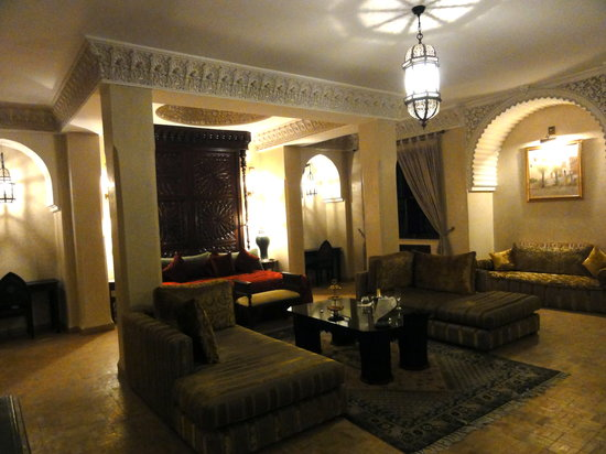 Riad Kniza: Royal Suite