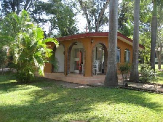 Santa Maria del Oro: nuestro bungalow