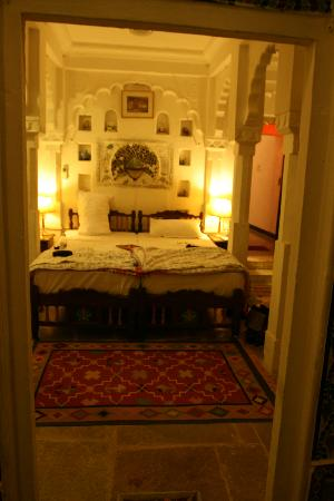 Fort Begu: Our Room