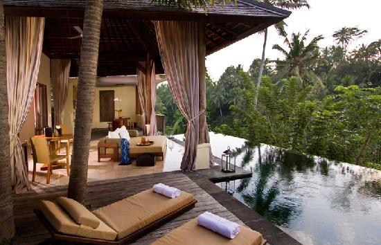 Komaneka at Bisma: One Bedroom Pool Villa