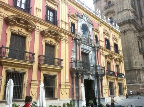 Málaga, Spanien: Alfonso XII