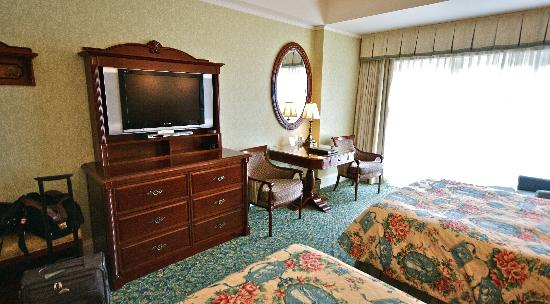 Hong Kong Disneyland Hotel: Kingdom Club Room