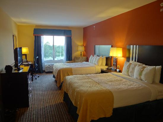 Holiday Inn Titusville Kennedy Space Center: Neues Zimmer